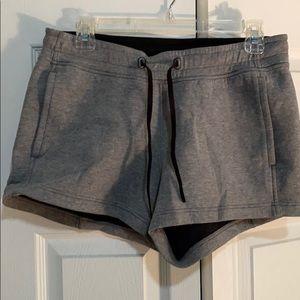 Lululemon in form shorts!